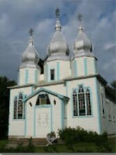 "*Postcard-""The Ukrainian Orthodox Church of the Holy Trinity"" -CANADA-..Classic-"