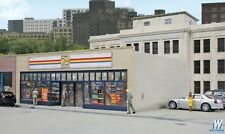 3477 Walthers 24-Seven Quick Mart 7/11 Convenience Store, Grocery store front