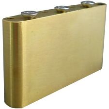 Specialty Guitars Exclusive - Callaham Brass Mexican Standard Trem Block