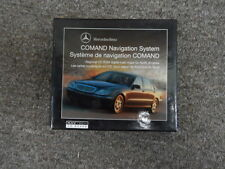 2000 Mercedes Benz COMAND NAV System Ohio Valley Digital Road Map CD#6 w/ CASE