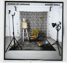 (EC303) School of Language, Rockist Single - 2007 DJ CD