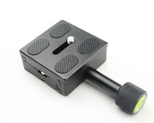 Universal QR Quick Release Plate Base for DSLR Camera Tripod  Arca SWISS Clamp