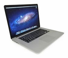 "Apple MacBook Pro Retina Core i7 2.3Ghz 8GB 512GB 15"" MC975LL/A 1 Year Warranty"