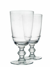 CORDON ABSINTHE GLASSES without CUTS, SET OF 2 & 10 ABSINTHE SUGAR CUBES