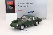 Porsche 901 Serie Baujahr 1964 irisch grün 1:18 CMC