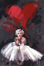 James Paterson - Paint - Brand New Licensed Maxi Poster - Marilyn Monroe