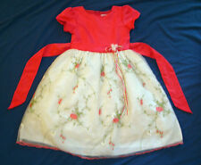 NWOT Princess Doll Brand Girl's Formal Spring / Summer Dress SZ 8