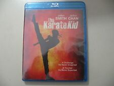 The Karate Kid (Blu-ray Disc, 2010) Brand New and Sealed