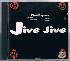CASIOPEA JIVE JIVE CD MADE IN JAPAN
