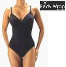 NEU SCHWARZ ! FORMWUNDER BODY SUIT KORSELETT 44006 GR. 40 THE BODY WRAP® *721359