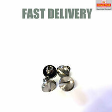 JAGUAR 4x TITANIO VALVOLA Dust Cap Coperchio SPLIT RIM WHEELS RS2 NUOVO