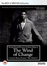 The Wind of Change / The Traitors 1962 DVD