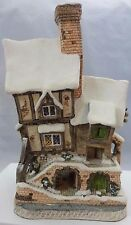 """Old Joe's Beetling Shop"" David Winter 1993 Handpainted & Handmade Excellent COA"
