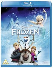 Frozen - UK Region B Blu Ray - Walt Disney
