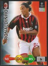 Panini 2009/10 Champions League card #010 AC MILAN - RONALDINHO