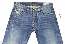 BRAND NEW DIESEL LARKEE 802E JEANS 0802E 30X32 REGULAR FIT STRAIGHT LEG RRP £130