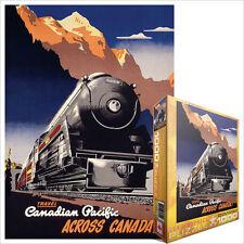 Travel CP Across Canada / Peter Ewart Jigsaw Puzzle  EG60000324  1000 Piece