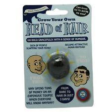 Grow A Head Of Hair Fun Funny Novetly Joke Prank Party Xmas Secret Santa Gift