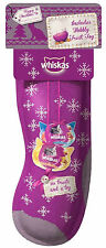 Whiskas Cat Kitten Christmas Xmas Stocking Temptations Treats & Treat Ball