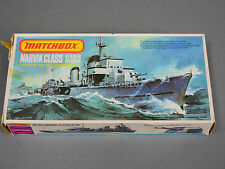 Matchbox PK-62 1:700 German Destroyer Narvik Class Boat Ship Model Kit #j3