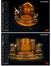 "TOYS BOX 1:6 Thor Throne Model Scene Chair Base Station For 12"" Action Figue"