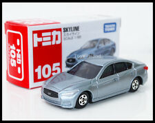 TOMICA #105 NISSAN SKYLINE 1/66 TOMY DIECAST CAR 2014 January New Model