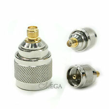 S027 PL259 to SMA-Female RF Adaptor S027 For TG-UV2 KG-UVD1P PX777 PX888