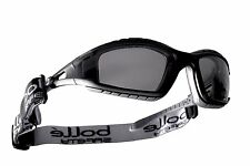 Tracker Smoke Lens Glasses by Bolle Shooting Hunting Sport Lightweight Protect