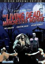 The Living Dead at the Manchester Morgue (DVD, 2008, 2-Disc Set)