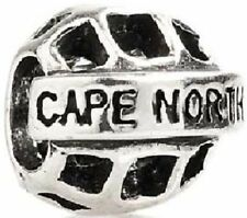 TEDORA CAPE NORTH BEAD  AUTHENTIC 925 STERLING SILVER BEADS S 372