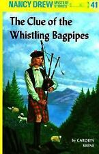 The Clue of the Whistling Bagpipes (Nancy Drew Mystery Stories, No 41) by Caroly