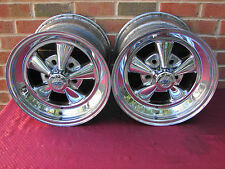 15x12 CRAGAR SS WHEELS CUSTOM BUILT GASSER STREET ROD MINI TUB FORD MOPAR GM