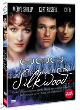 Silkwood (1983, Mike Nichols) DVD NEW