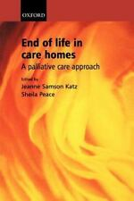 End of life in Care Homes: A Palliative Care Approach-ExLibrary