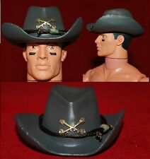 "Cowboy Hat for 1/6 scale 12"" Action Figure Man. Sideshow, Dragon,BBI"