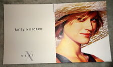 Vtg Kelly Killoren Bensimon model agency card 1990s fashion vogue elle Paris