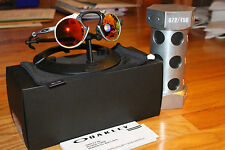 New Authentic OAKLEY MADMAN 72/150 X RAW/Fire Irid Polarized OO6019-01 Limited