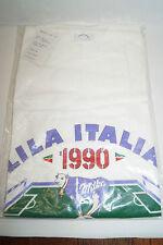 BOGNER T-Shirt LILA ITALIA 1990 MILKA WM ITALIEN NEU mit Etikett Gr. XL