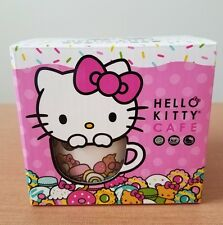 Brand new in box Sanrio Hello Kitty Cafe Mug Tea Cup ceramic