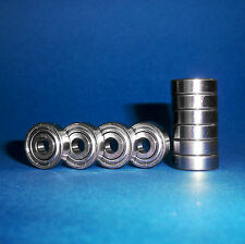 10 Kugellager 625 ZZ / 5 x 16 x 5 mm