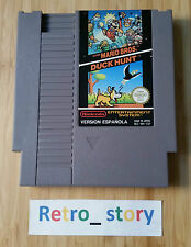 Nintendo NES Super Mario Bros / Duck Hunt PAL - Version Espanola