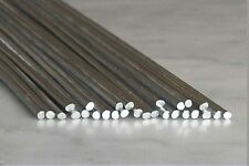 ⌀ 2.4mm Stainless Steel rods,wire,stick for welding and other. 5pcs x 200mm/20cm