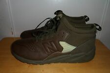 MUST SEE FABULOUS $124.00 NWOT NEW BALANCE 580 Deconstructed Mid MRH580DB 10 D