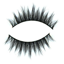 1 Pair 3D 100% Handmade False Eyelash Strip Mink Eyelashes Thick Fake Fyelashes