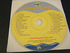 Yummy Yummy by The Wiggles (CD, Jun-2003, Koch (USA)) - Disc Only!!!