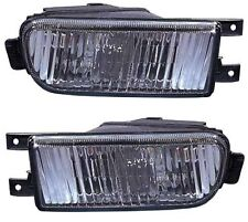 NEW AUDI 100 C4 right and left foglights lamps lights set pair 1990-1994 (RH+LH)