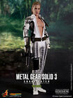 """Hot Toys Metal Gear Solid 3 Snake Eater THE BOSS 12"""" Action Figure 1/6 Scale MGS"""