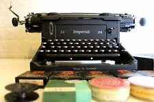 Antique ~ Imperial Typewriter 55 ***** Excellent Condition * Wide Carriage * +