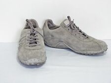 Merrell Sprint Blast Gray Suede Leather Lace Up Casual Athletic Shoes Women 7 US