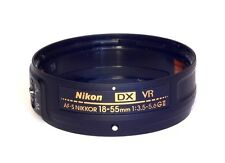 Nikon AF-S Nikkor 18-55mm 3,5-5,6g VR II, algunos original piezas units parts